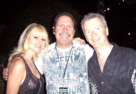 Mindi Abair, Dr Ross, Peter White