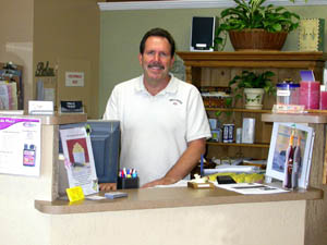 Chiropractor West Hills, CA office